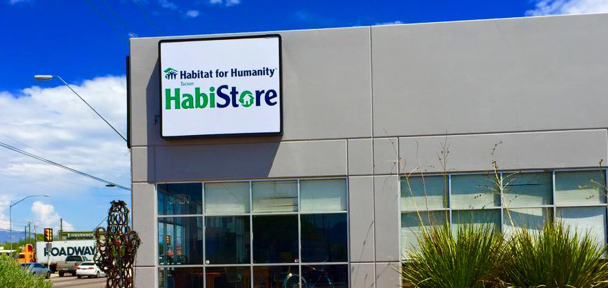 Habistore Habitat For Humanity Tucson Shop Donate Volunteer
